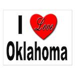 I Love Oklahoma Small Poster