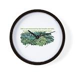 Number of hostas Wall Clock