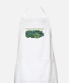 Number of hostas BBQ Apron