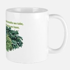Number of hostas Mug