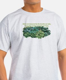Number of hostas T-Shirt