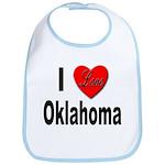 I Love Oklahoma Bib