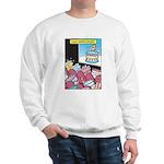 Cake Horror Movies Sweatshirt