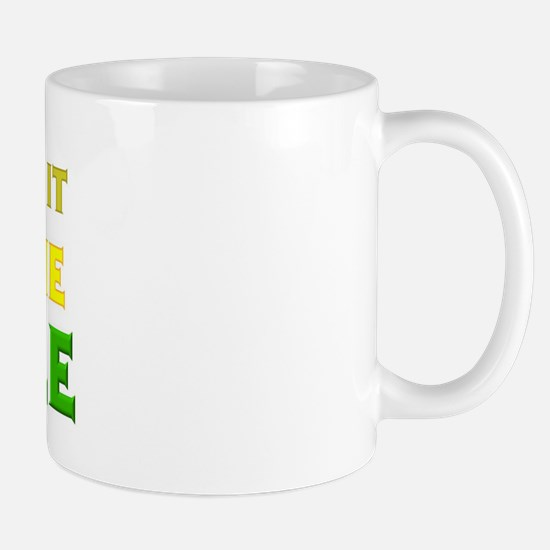 In The Hole Mug