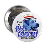 Sample Blue Dog Democrat Button