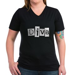 Abstract Diva Shirt
