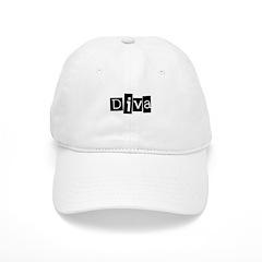 Abstract Diva Baseball Cap