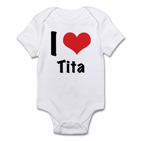I 'heart' Tita Infant Bodysuit