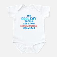 Coolest: Marmaduke, AR Infant Bodysuit