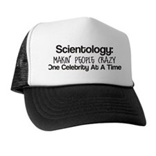 ANTI-SCIENTOLOGY -  Trucker Hat