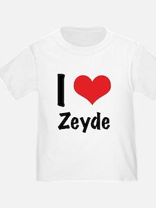 I 'heart' Zeyde T