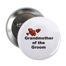 """Grandmother of the Bride 2.25"""" Button (10 pack)"""