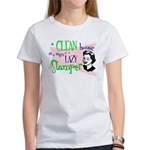 Lazy Stamper Women's T-Shirt
