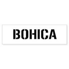 BOHICA Bumper Bumper Sticker