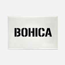 BOHICA Rectangle Magnet