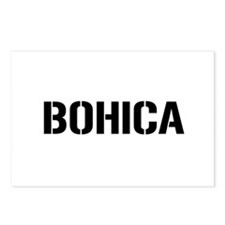 BOHICA Postcards (Package of 8)