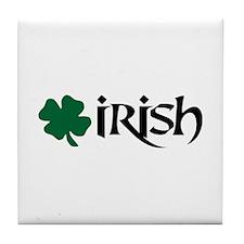 Irish v6 Tile Coaster