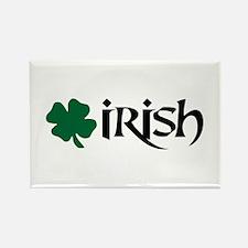 Irish v6 Rectangle Magnet
