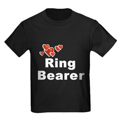 Hearts Ring Bearer T