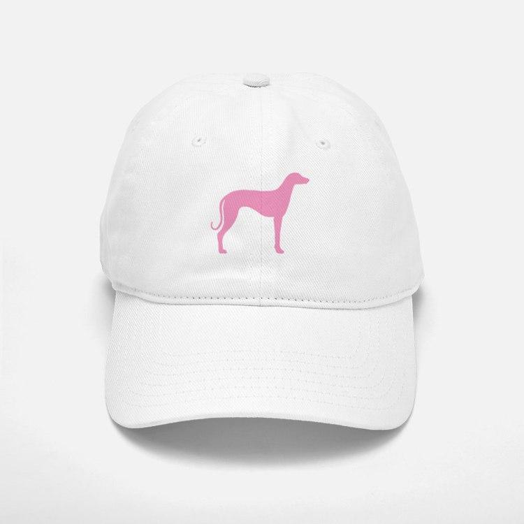 Pink Sloughi Baseball Baseball Cap