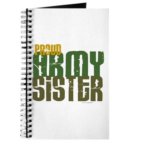 Proud Army Sister 1 Journal