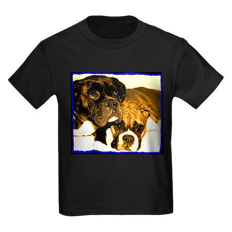 Boxer Kids Dark T-Shirt
