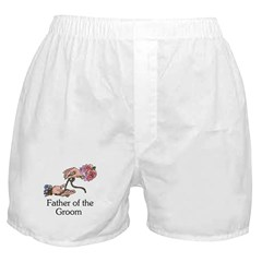 Handfasting Father of the Groom Boxer Shorts