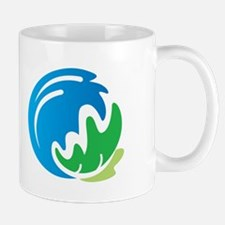 Oceans and forests Mug