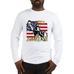 Let's Roll Patriotic Long Sleeve T-Shirt