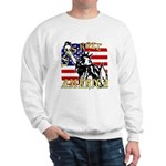 Let's Roll Patriotic Sweatshirt