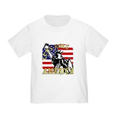 Let's Roll Patriotic T