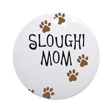 Sloughi Mom Ornament (Round)