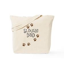 Sloughi Dad Tote Bag