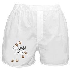 Sloughi Dad Boxer Shorts
