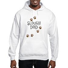 Sloughi Dad Hoodie