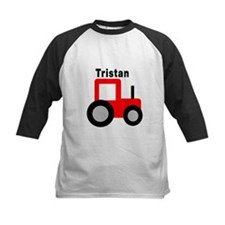 Tristan - Red Tractor Tee