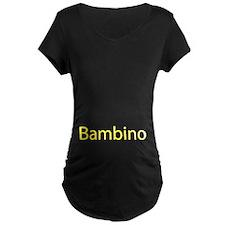 Baby in Italian - Maternity Shirt