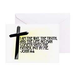 The Word - Christian Greeting Cards (Pk of 10)