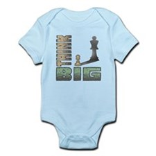 Chess - Think Big Infant Bodysuit