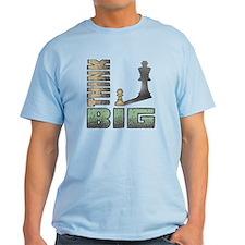 Chess - Think Big T-Shirt