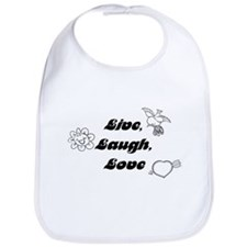 Cool Laugh Bib