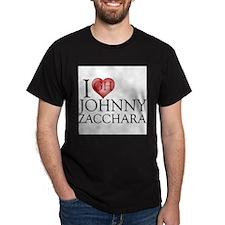 I Heart Johnny Zacchara T-Shirt