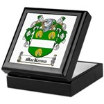 MacKenna Family Crest Keepsake Box