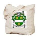 MacKenna Family Crest Tote Bag