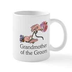 Handfasting Grandmother of the Groom Mug