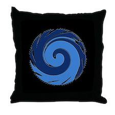 Wave - Throw Pillow