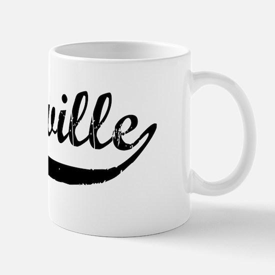 Asheville (vintage) Mug