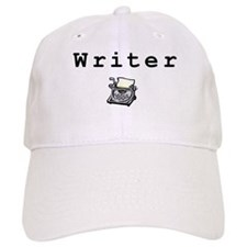 writer Baseball Cap