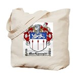 MacLysaght Family Crest Tote Bag