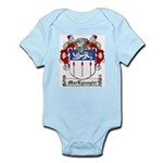 MacLysaght Family Crest Infant Creeper